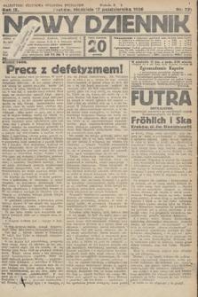 Nowy Dziennik. 1926, nr231
