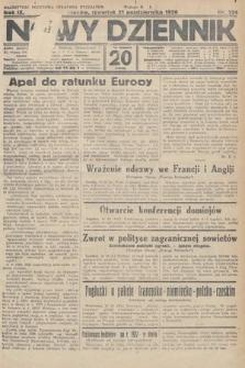 Nowy Dziennik. 1926, nr234