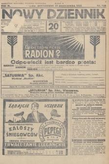 Nowy Dziennik. 1926, nr238