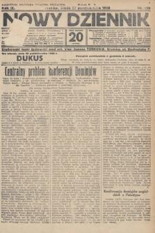 Nowy Dziennik. 1926, nr239