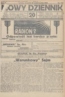 Nowy Dziennik. 1926, nr240