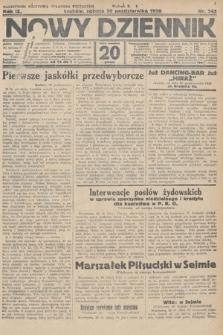 Nowy Dziennik. 1926, nr242