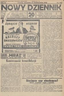 Nowy Dziennik. 1926, nr243
