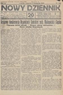 Nowy Dziennik. 1926, nr245