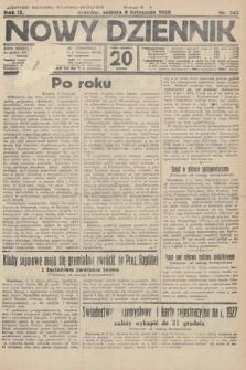 Nowy Dziennik. 1926, nr247