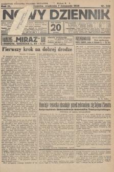 Nowy Dziennik. 1926, nr248