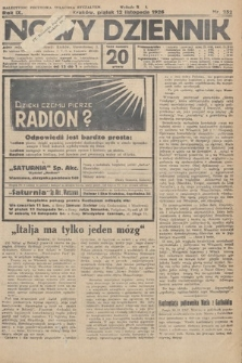 Nowy Dziennik. 1926, nr252