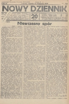 Nowy Dziennik. 1926, nr253