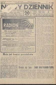 Nowy Dziennik. 1926, nr255