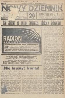 Nowy Dziennik. 1926, nr258