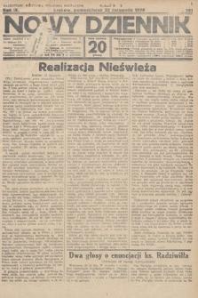 Nowy Dziennik. 1926, nr261