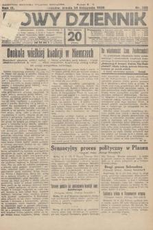 Nowy Dziennik. 1926, nr262