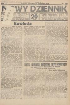 Nowy Dziennik. 1926, nr263