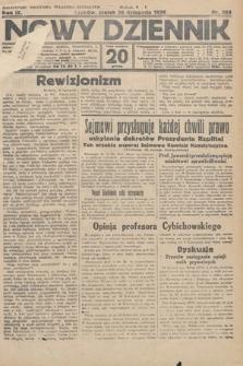Nowy Dziennik. 1926, nr264
