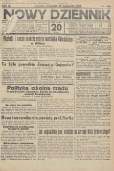 Nowy Dziennik. 1926, nr266