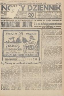 Nowy Dziennik. 1926, nr267