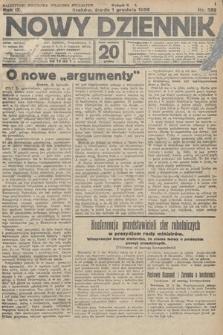 Nowy Dziennik. 1926, nr268