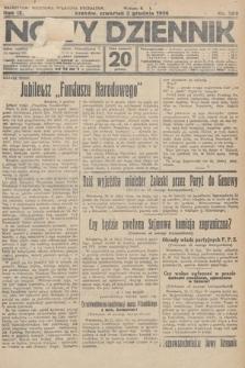 Nowy Dziennik. 1926, nr269
