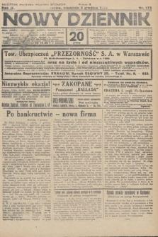 Nowy Dziennik. 1926, nr272