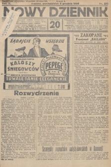 Nowy Dziennik. 1926, nr273