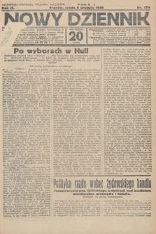 Nowy Dziennik. 1926, nr274