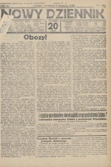 Nowy Dziennik. 1926, nr275