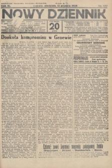 Nowy Dziennik. 1926, nr277