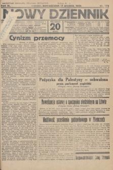 Nowy Dziennik. 1926, nr278