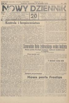 Nowy Dziennik. 1926, nr280