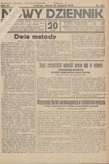 Nowy Dziennik. 1926, nr281