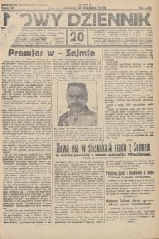 Nowy Dziennik. 1926, nr282