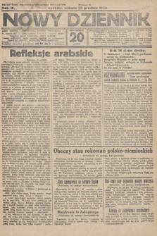 Nowy Dziennik. 1926, nr288