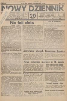 Nowy Dziennik. 1926, nr289