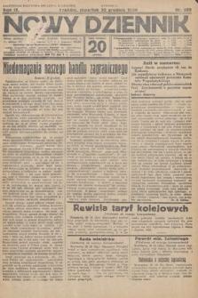 Nowy Dziennik. 1926, nr290