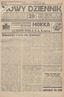 Nowy Dziennik. 1926, nr65