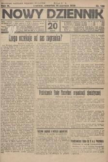 Nowy Dziennik. 1926, nr128