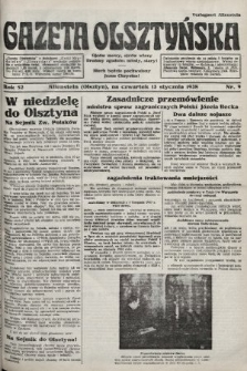 Gazeta Olsztyńska. 1938, nr9