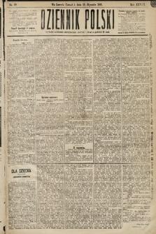 Dziennik Polski. 1895, nr10