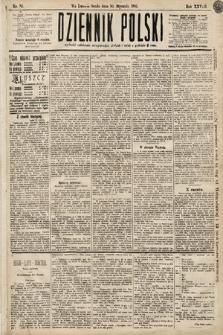 Dziennik Polski. 1895, nr30