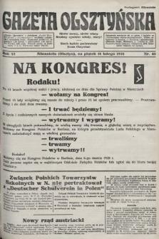 Gazeta Olsztyńska. 1938, nr40