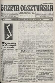 Gazeta Olsztyńska. 1938, nr42
