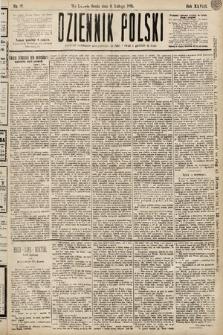 Dziennik Polski. 1895, nr37