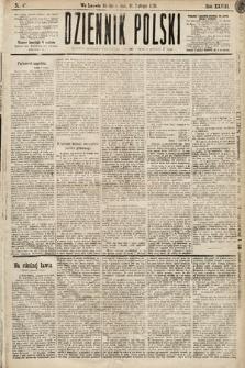 Dziennik Polski. 1895, nr41
