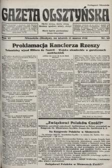 Gazeta Olsztyńska. 1938, nr60