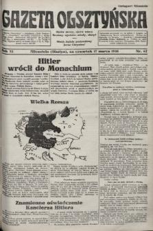Gazeta Olsztyńska. 1938, nr62