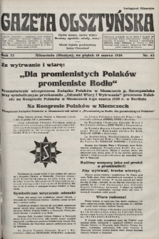 Gazeta Olsztyńska. 1938, nr63