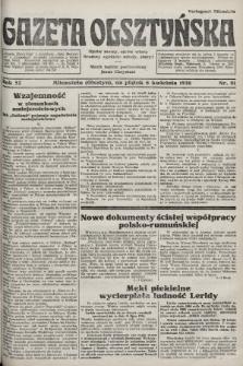 Gazeta Olsztyńska. 1938, nr81