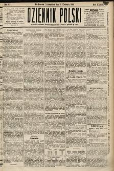 Dziennik Polski. 1895, nr91