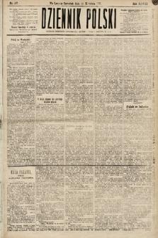 Dziennik Polski. 1895, nr107