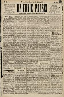 Dziennik Polski. 1895, nr118